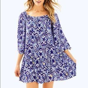NWT sz XL Lilly Pulitzer Delaney Tunic Dress